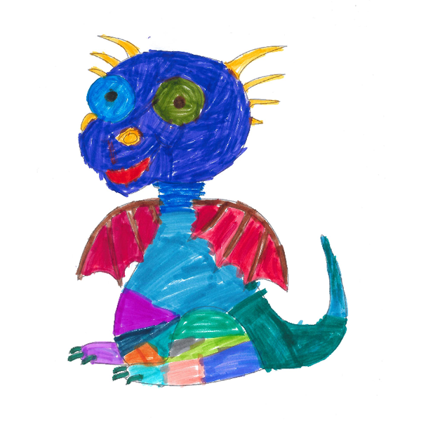 Design a Dragon Competition Winners
