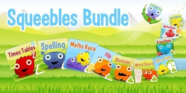 Squeebles Apps Bundle