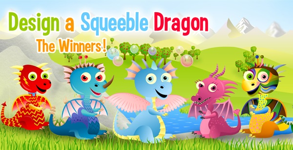 Dragon Competition Winners